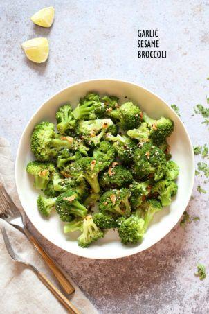 Vegan Recipes Broccoli