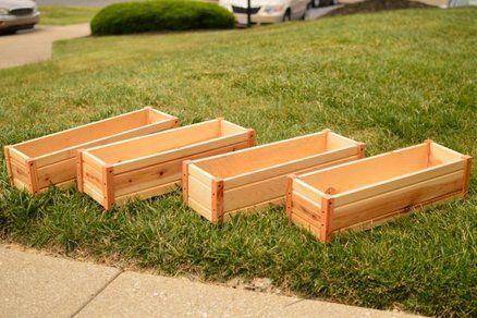 Small Planter Box Outdoor Diy Projects Small Planter Diy Backyard