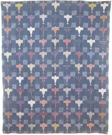 old airplane quilt