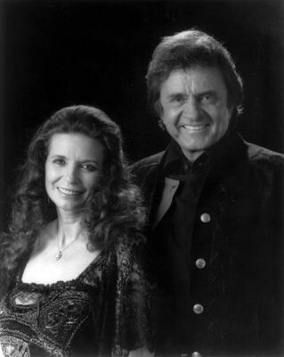 Valerie June Carter Cash (June 23, 1929 – May 15, 2003) was an American singer, dancer, songwriter, actress, comedian, and author who was a member of the Carter Family and the second wife of singer Johnny Cash. She played the guitar, banjo, harmonica, and autoharp, and acted in several films and television shows. Carter Cash won five Grammy Awards and was inducted into the Christian Music Hall of Fame in 2009.