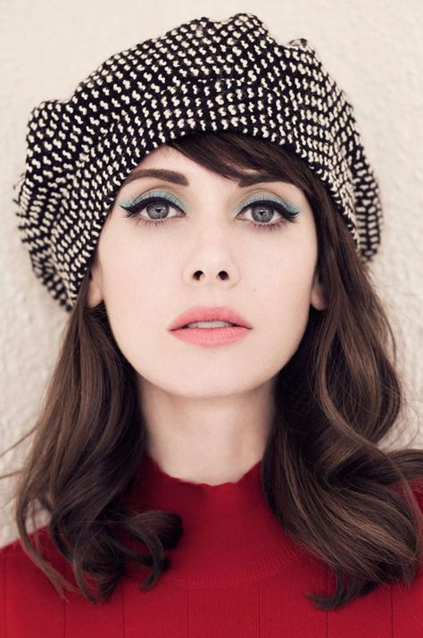 Alison Brie – Rene and Radka Photoshoot for Yahoo Style 2016