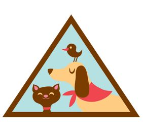 Girl Scout Brownie Pets Badge. Whether they're cute and cuddly, or slimy and scary, pets are so much fun. If you hope to have a pet someday, use this badge to learn how to choose the pet that's right for you—and make sure it stays happy and healthy. Or find out how to take the best care of a pet you already have!
