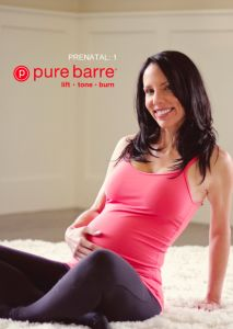c49968f2d Pure Barre  prenatal  workout DVD. Totally want to try this next time  around