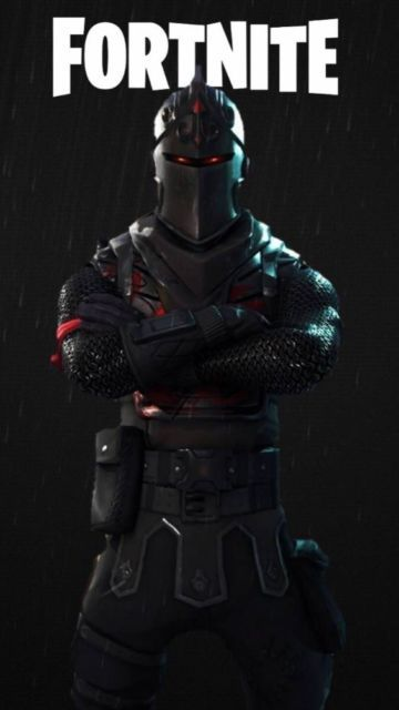 Fortnite Account Black Knight Wallpaper In 2019 Gaming