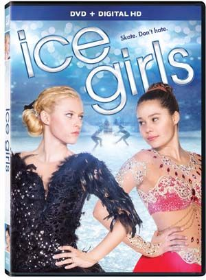 Ice Girls Dvd Review It S Not Just An Ice Skating Story Films Complets Film Film Streaming