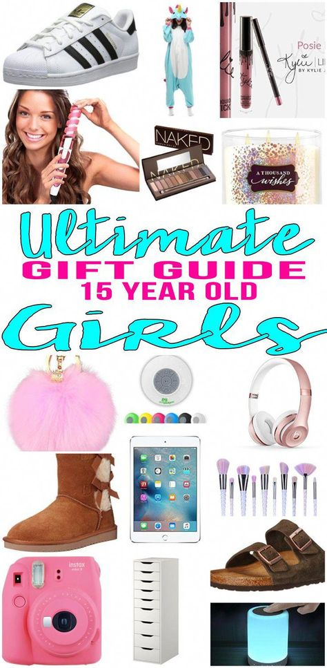 BEST Gifts 15 Year Old Girls Top Gift Ideas That Yr Will