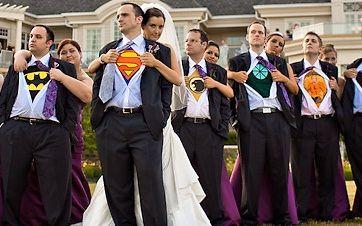 Good Superhero Wedding Picture, Maybe With Joeu0027s Favorite Sports Teams? | Wedding  Ideas | Pinterest | Superhero, Wedding And Weddings