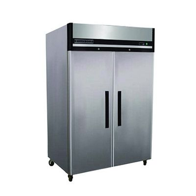 Buy Freezer On Easy And Monthly Installments Without Any Interest In Pakistan On Dreams Pk The Features Upright Freezer Stainless Steel Counters Double Doors