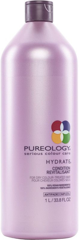Pureology Hydrate Conditioner Ulta Beauty Moisturizing Conditioner Paraben Free Products Color Treated Hair