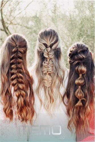 Dec 30 2019 Bridesmaid Hairstyles For Any Hair Length Long Hair Short Hair Or Shoulder Length Locks I In 2020 Thick Hair Styles Long Hair Styles Bridesmaid Hair