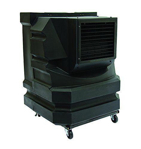 Tpi Evapmini700 Portable Workstation Evaporative Cooler 1 3 Hp 3000 Cfm 16 Gal 5 6 Amps Portable Workstation Evaporative Cooler Workstation