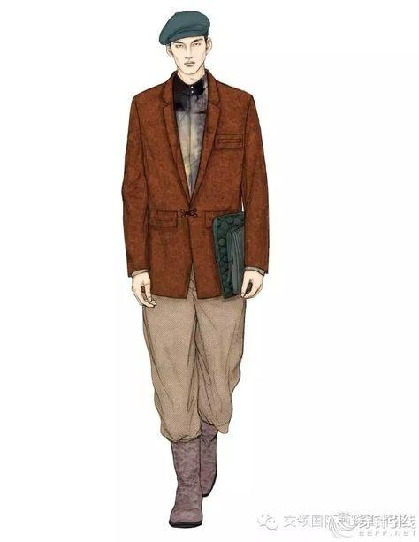 电脑效果图集锦 - 服装画/服装设计手稿 - 穿针引线服装论坛