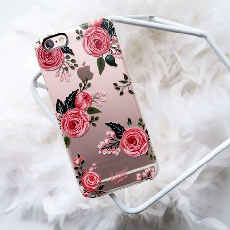 Click through to see more floral print iPhone 6 phone case designs by @HarvestPaperCo >>> https://www.casetify.com/HarvestPaperCo/collection #floralprint | @casetify