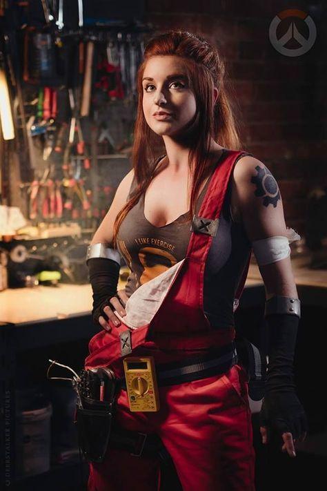 Overwatch - 'Brigitte' Cosplay | Alienware Arena