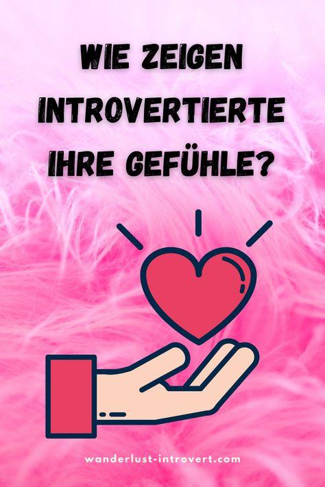 Wie flirten introvertierte manner