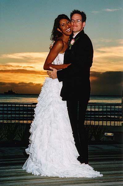 Santayana interracial marriage