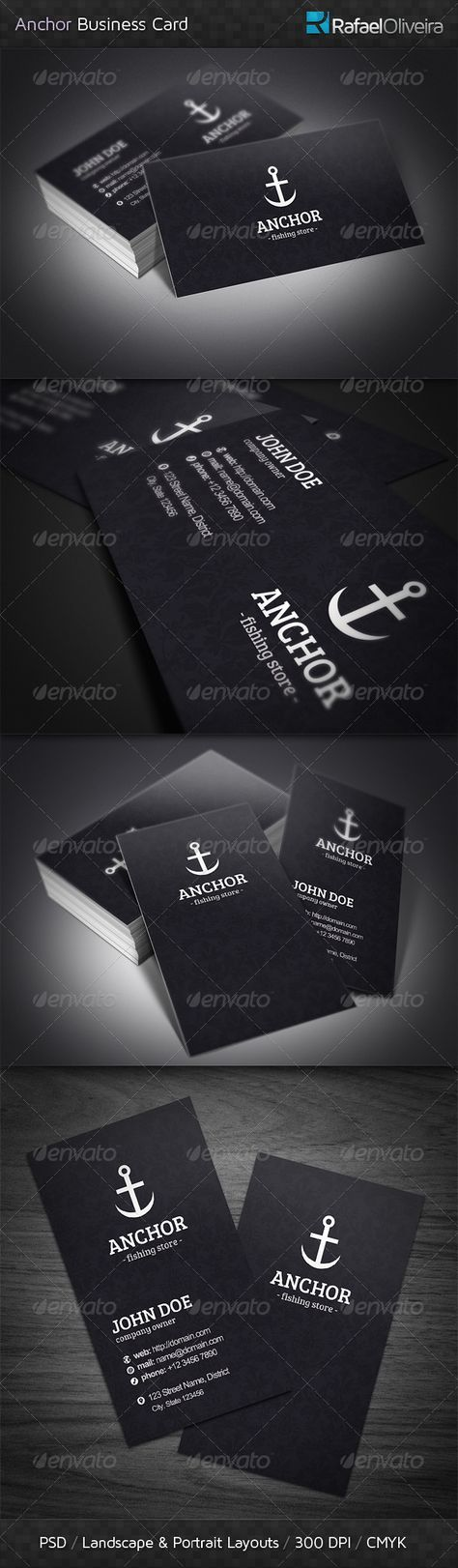 Fishing Business Cards | Business cards and Business