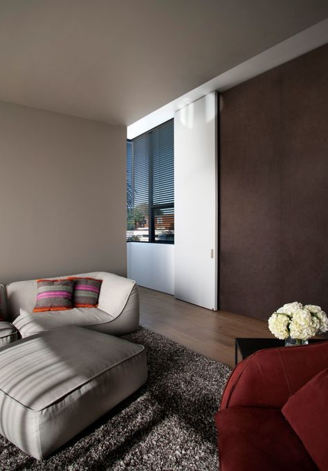 sehr interessantes helles schlafzimmer - indirekte beleuchtung - beleuchtung für schlafzimmer