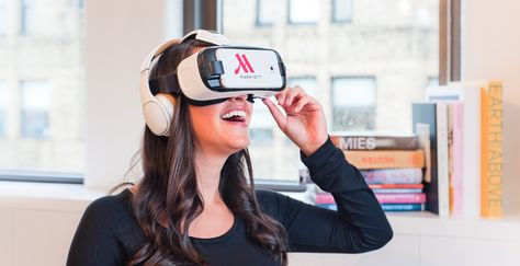 VR POSTCARDS ON SAMSUNG'S MILK VR | Marriott Travel Brilliantly #VirtualReality #Marketing