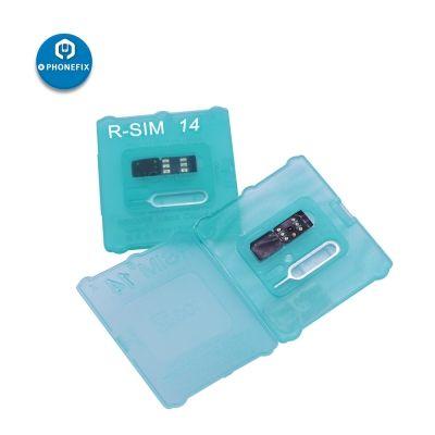 R-SIM 14 Unlock Sim Card ultra ICCID SIM Card Sticker for