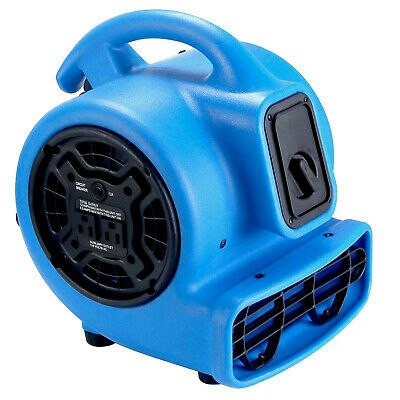 Ad Ebay Url Mounto 1 5hp 800cfm Mini Commercial Air Mover Carpet Drying Blower In 2020 Painting Ceiling Fans Dresser With Mirror Portable Garage