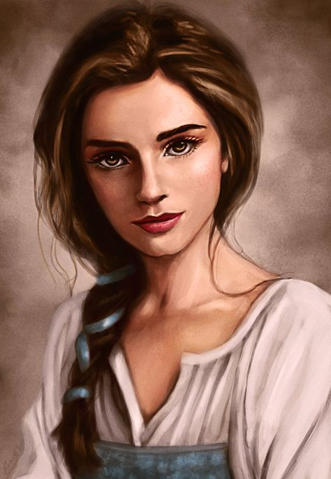 I always love disney character and I am very exited for the live action of The Beauty and Beast.I try to mix the classic animation belle look with the modern one. I hope you like it.&nb...