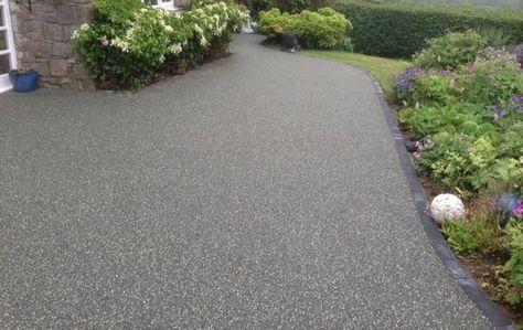 Photo 2 Jpg 640 404 Pixels Resin Driveway Front Garden Design Gravel Driveway