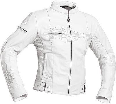 Resultado De Imagen Para Combinar Chaqueta De Cuero Blanco Hombre Mens Tops Fashion Motorcycle Jacket