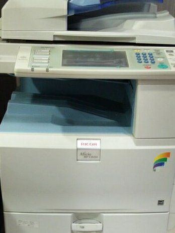 Mesin Fotocopy Warna Ricoh Mp C2050 Rekondisi