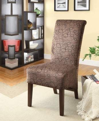 Image 1 Accent Chair Set Furniture Fabric Accent Chair