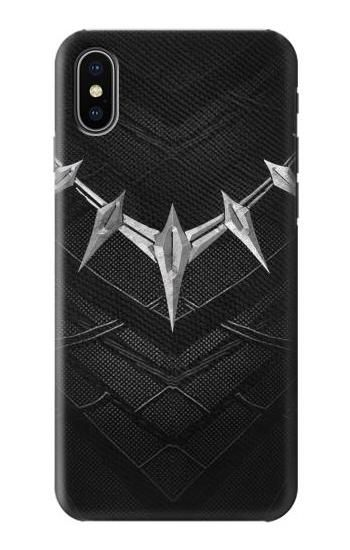 online store b004b 7cfc3 Black Panther Inspired Costume Necklace Phone Case for IPHONE X in ...