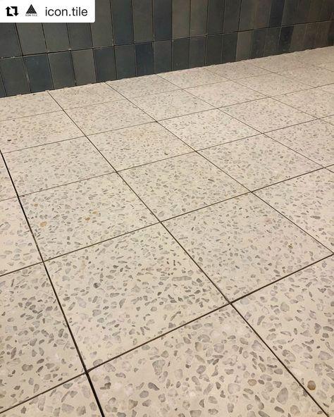 terazzo tile installation