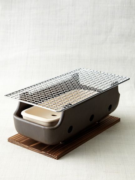 Tabletop Charcoal Grill