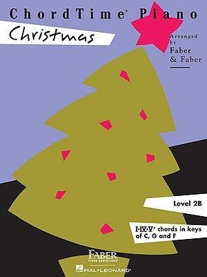 DOWNLOAD PDF] ChordTime Piano, Level 2B: Christmas by Nancy