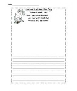 likewise 63 Pretty Pictures Of Horton Hatches the Egg Coloring Pages additionally  furthermore 11 Best Images of Dr  Seuss Writing Worksheets   Printable Dr  Seuss as well Green Eggs And Ham Worksheets Do You Like Green Eggs And Ham also  likewise  further  likewise Who's Who and What's What in the Books of Dr  Seuss moreover Horton Hatches The Egg Printable Coloring Pages   imgUrl further  additionally horton hatches an egg – rabirajkhadka me likewise horton hatches the egg coloring pages – verfutbol in addition Horton Hatches Egg Activities Worksheets furthermore Horton Hatches the Egg writing paper   Teaching     Pinterest moreover Mrs  T's First Grade Cl  Horton Hatches An Egg. on horton hatches the egg worksheets