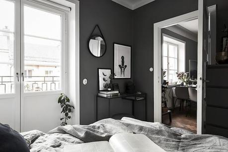 10+ Decoracion de dormitorios con paredes grises trends