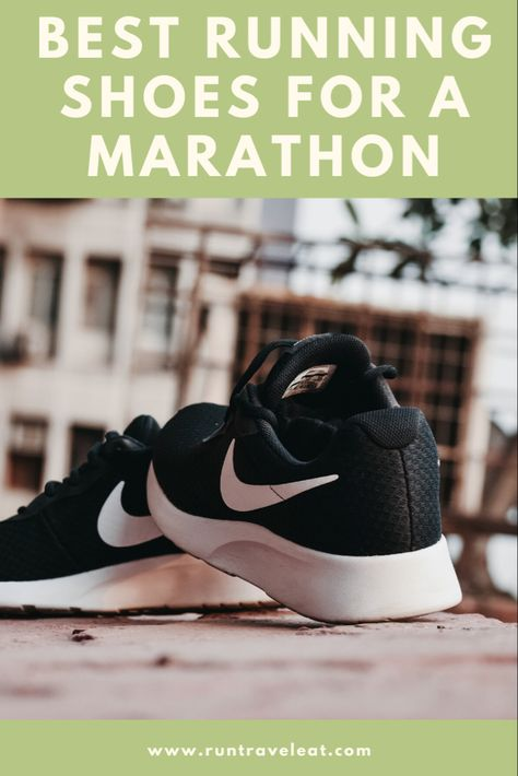 Need a new pair of running shoes? Planning on running long distance? Find out which shoes are best! #runningshoes #runninggear #runningtips #runningforbeginners #marathontraining