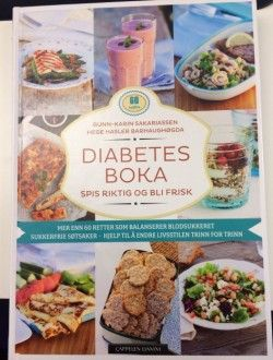 diabetes oppskrifter