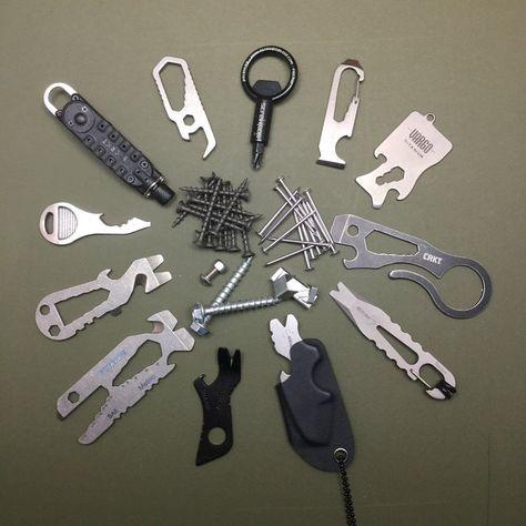 Emergency Rescue EDC Gear Mult Tool Seat Belt Cutter Wrench Oxygen Tank Opener Z
