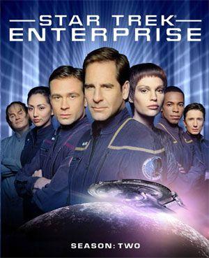 Star Trek: Enterprise Season Two Blu-ray Review