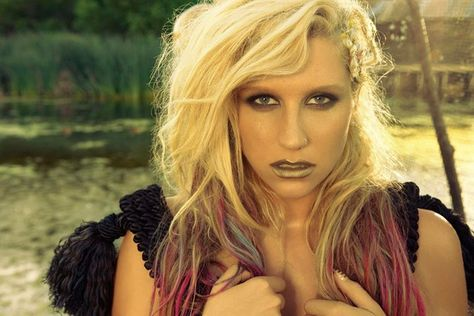 """""""True beauty doesn't come from cruelty. That's why I want to see an end to the testing of cosmetics and personal care products on helpless animals. Please join me in supporting the #BeCrueltyFree campaign."""" –Kesha"""