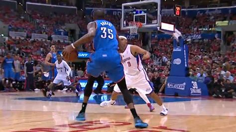 54207f16915 Kevin Durant Freezes Jared Dudley With a Crossover (VIDEO ...