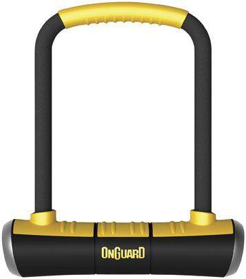 Onguard 8000 Series Brute Std 16mm U Lock Black Yellow Review