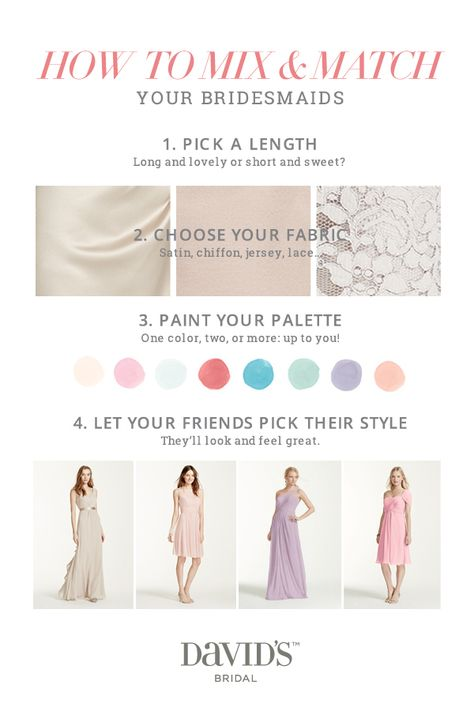 Bridesmaid Dress Shopping 101: You get what you want and so do your friends