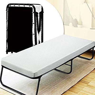 Amazon Com Quictent Heavy Duty Folding Bed With Two Extra Support