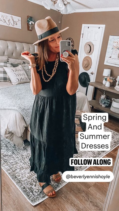 Spring  And  Summer Dresses