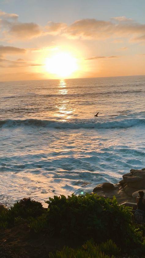 California sunsets