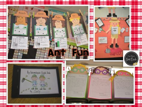 You can get the Hey Little Ant acitivity free at Erica's Blog...I use that story for persuasive writing!