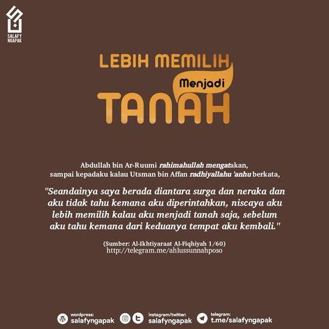 Pin Oleh Zaynah Anninez Di Quotes Islamic Quotes Kutipan Agama Instagram