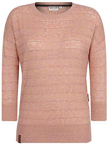 Naketano Damen Pullover Tittenalarm